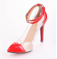 Женские сандалии Most Popular Buckle Colorful Summer Fashion High Heels women's Pumps shoes, 2013 sandals