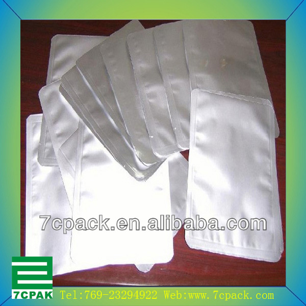 bottom gusset packaging bag & bottom gusset aluminum foil packaging bag