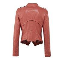 Женская одежда из кожи и замши PU & & s/xl /413092 wlea070