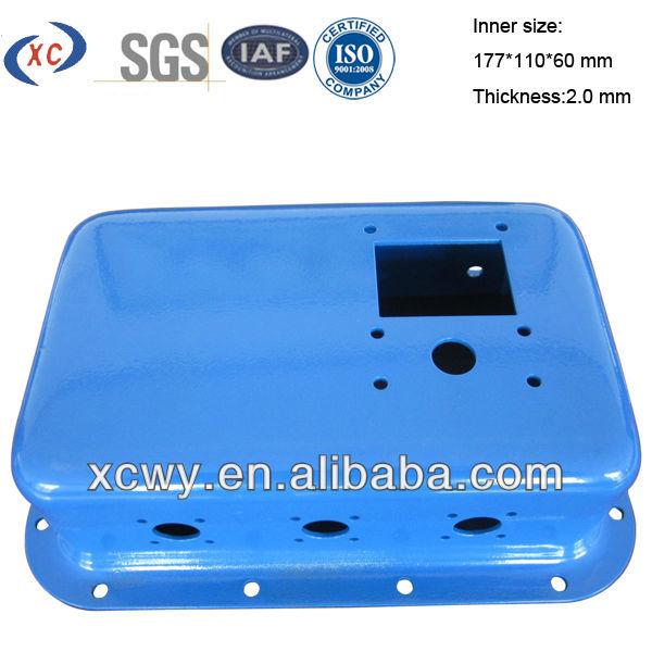 Customized waterproof aluminum box