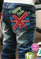 Джинсы для мальчиков bboy girl children jeans 3517 * 2