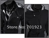 праздник праздник три цвета большой продажи мужской свитер сплошной цвет толстовки, красивый досуг куртка y2723