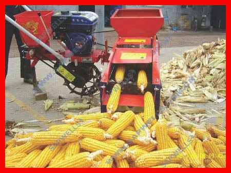 PTO Corn Sheller for Sale http://www.alibaba.com/product-gs/579604114/High_yield_electric_Corn_maize_sheller.html