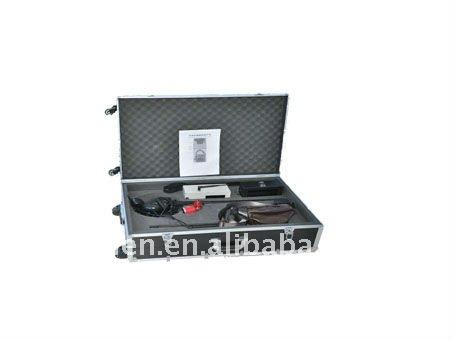 Subaquática vídeo detector de metais