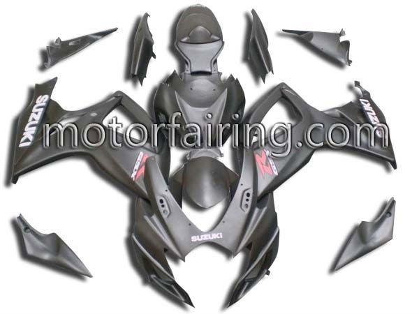 For GSXR600/750 K6 06-07 suzuki bodywork/Motorcycel motor fairing/bodykits/fairing kit free with seat cover