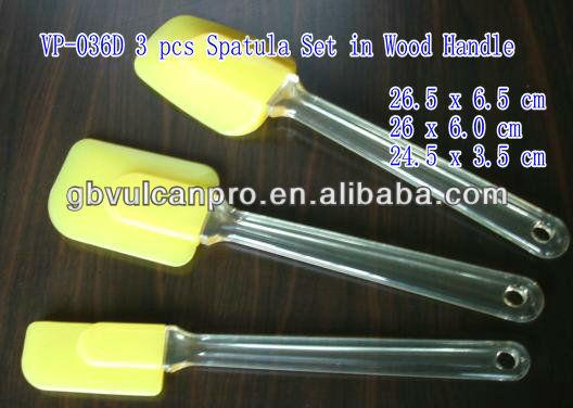 VP-036D Silicone Spatula