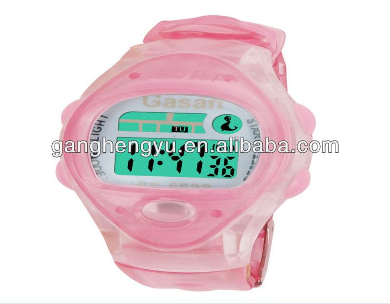 Cool kids electronic wristband watch ,calculator with wristwatch