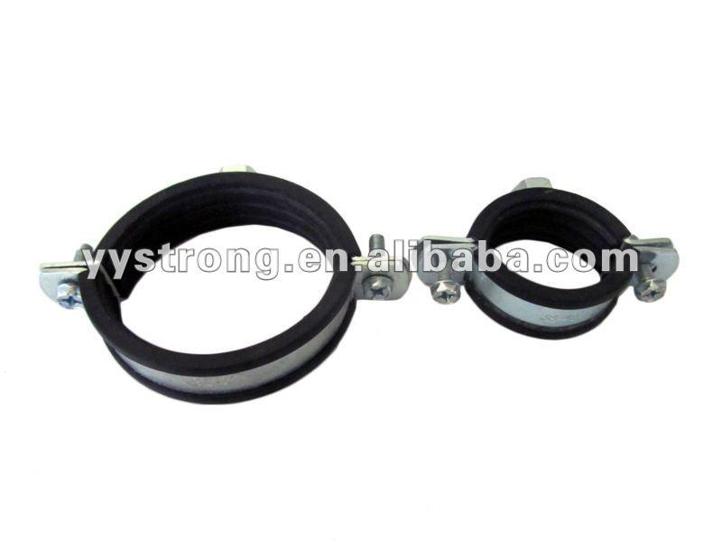 colliers collier de serrage en caoutchouc avec double vis et en plastique manches taille 22 mm. Black Bedroom Furniture Sets. Home Design Ideas