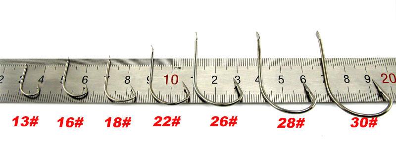 Самые ходовые размеры крючков для вязания 12