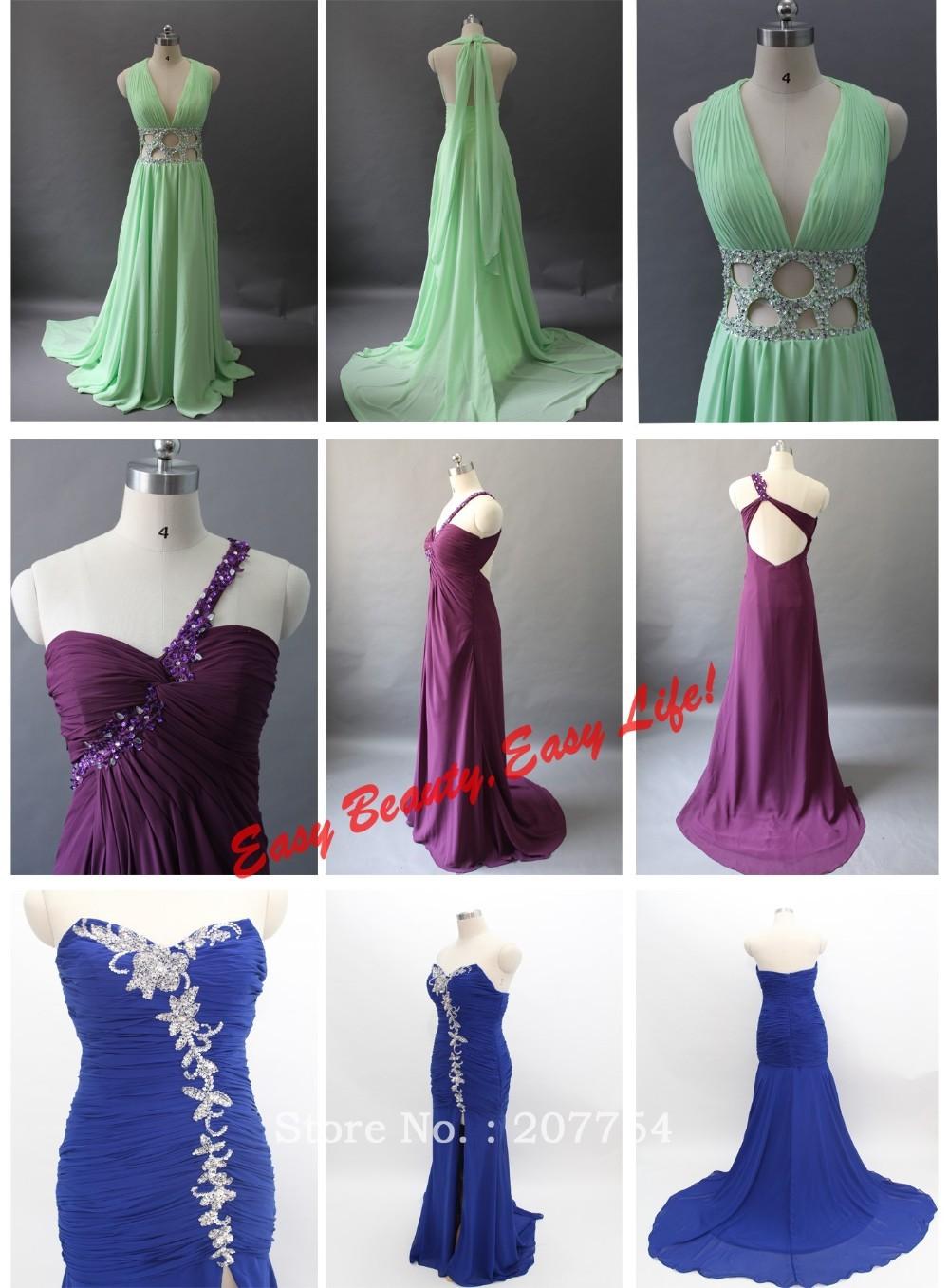Платье на студенческий бал Perfect flower v/homecoming  EVD8088