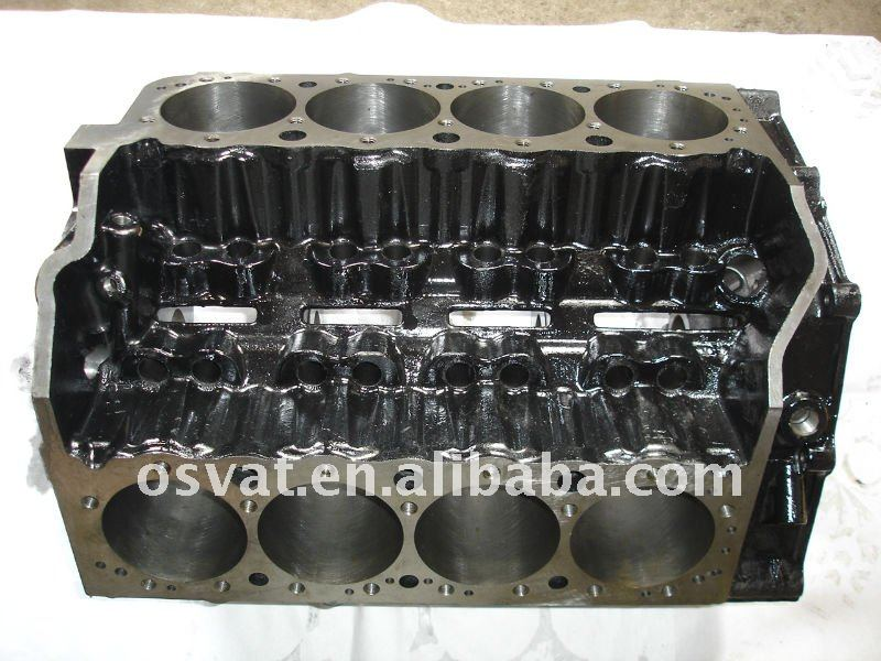 Engine Cylinder Block(chevy 350)