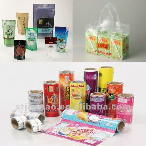 High quanlity custom printed plastic bag for medical