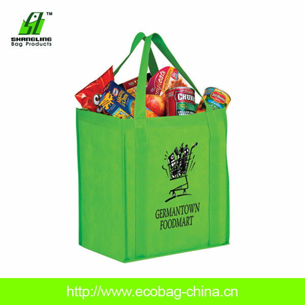 Hot beautiful bright color cute non-woven shopping/promotional bag for girls