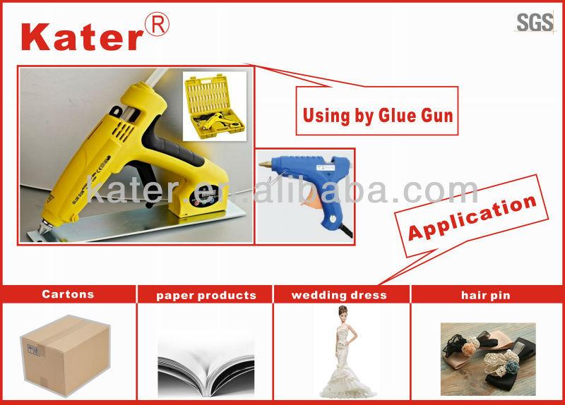 China manufacturer skin color adhesive tape glue stick EVA