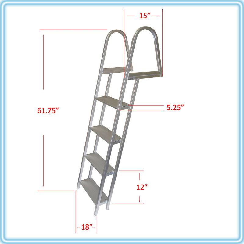 De aluminio escalera marina precio art culos barco for Escaleras tipo barco