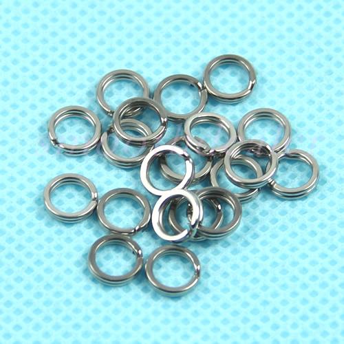 рыболовные заводные кольца размеры