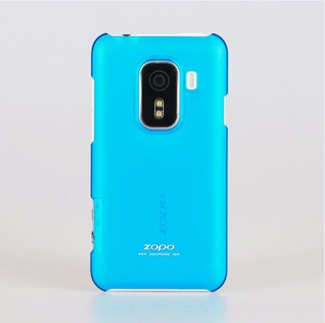 On sale ! Original ZOPO ZP100 Smartphone protective case cover multi color(blue/coffee/pink) free shipping wholesale zopo phones