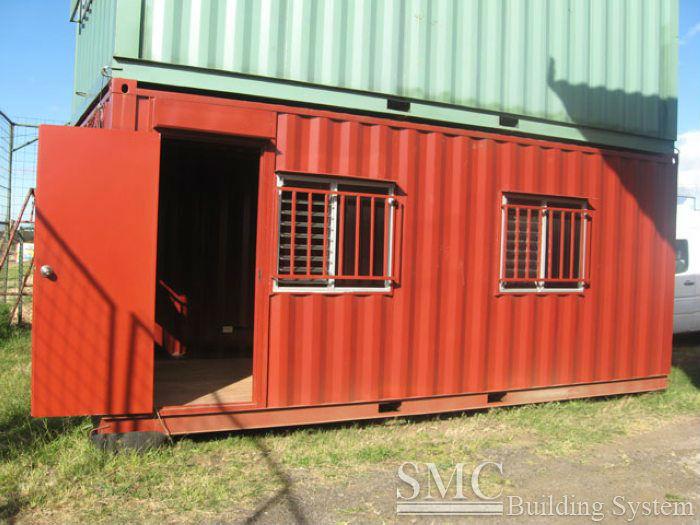 Baixo custo casa pré-fabricada contêiner