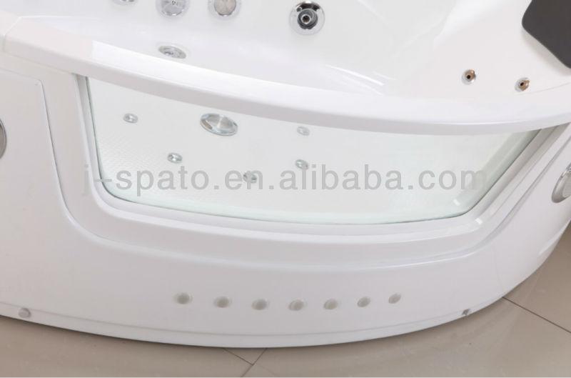 China manufacturer best products for import luxury jet surf massager 2 person indoor massage bathtub