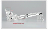 Ювелирное украшение для волос Neoglory Jewelry fashion Wedding Jewelry, bridal jewelry, Tiara, Crown