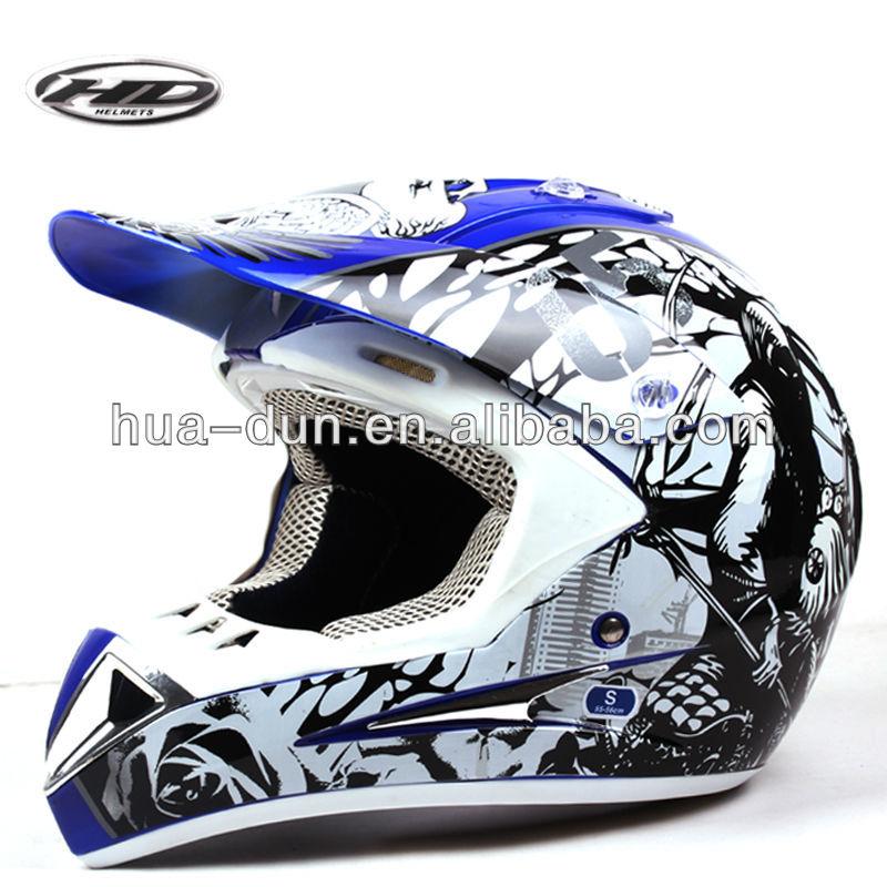 HuaDun off road helmet /motor cross helmet HD-802