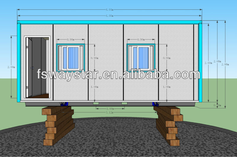 prefab Container House, portable container house, container home