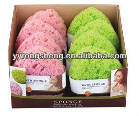 2014 hot sale bath sponge