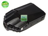 Free Ship!Drop ship!!! 120Degree 2.5inch TFT Screen 6IR Lighter 1280*720 AV OUT car camera recorder