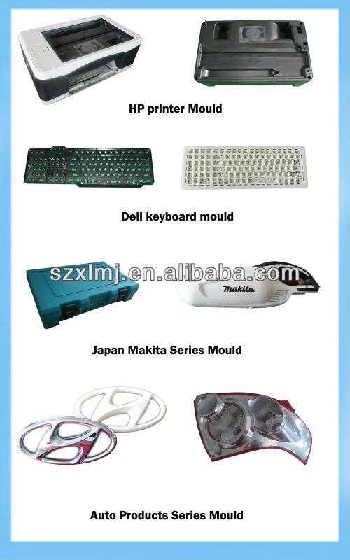 HP Printer mould maker