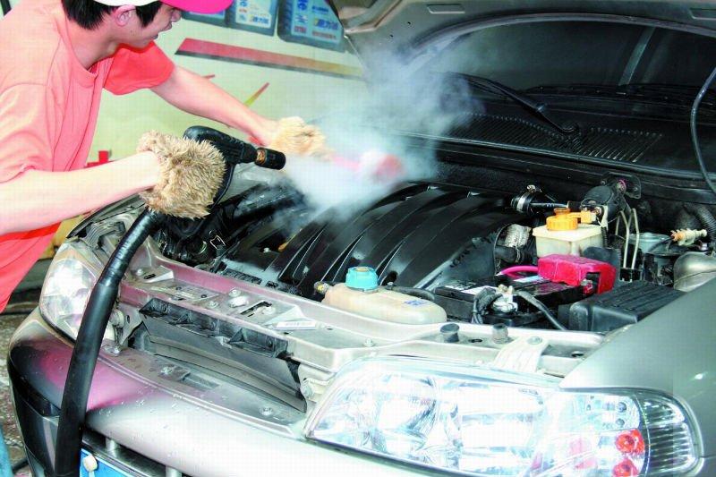 2 способ мытья машины