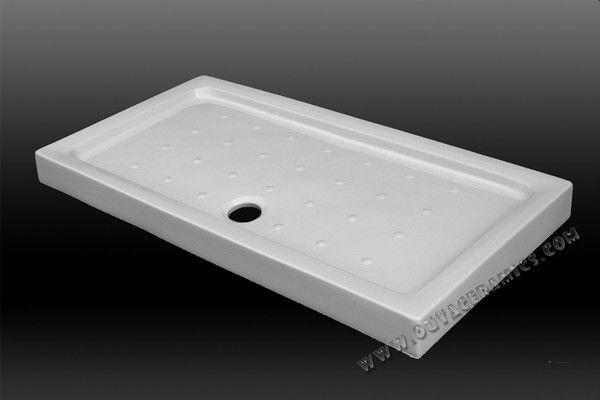 ouya grande l700x1400 bac douche en c ramique bacs douche id de produit 327518190 french. Black Bedroom Furniture Sets. Home Design Ideas