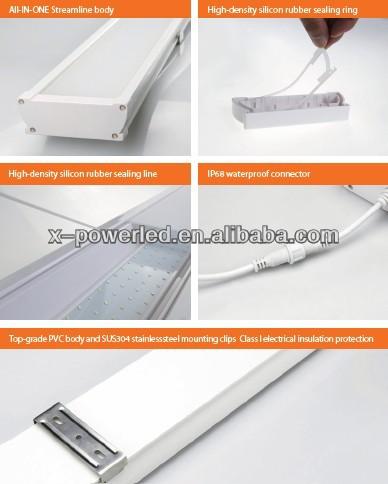 네 발 ip65 주도 조명 실 내식-LED 관은 점화한다-상품 ID:1664397611 ...