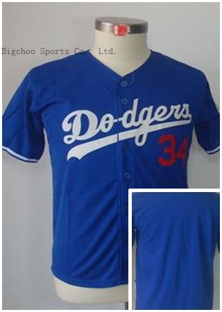 Бейсбольная футболка для мальчиков kids baseball Jerseys youth jersey Authentic shirts Angels Dodgers Tigers, Brewers Phillies Verlander Pugols Kemp Valenzuela