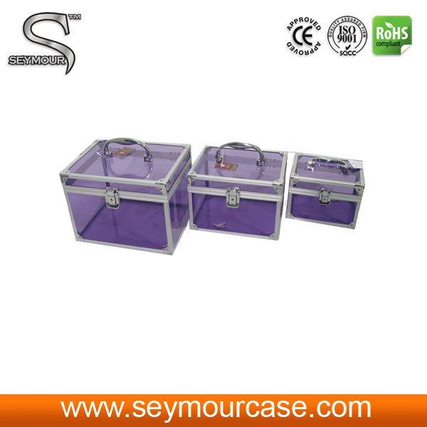 Makeup Accessories Cosmetic Organizer Case