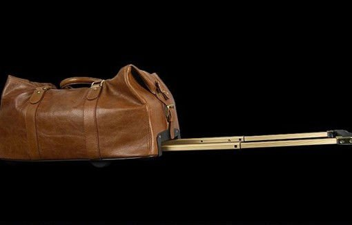 Top Quality Genuine Leather Travel Bag In 2011
