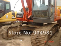 Промышленная машина used loader used excavator HITACHI ZX200-6