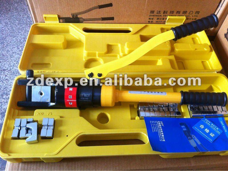 YQK-300 Hydraulic crimping tool,hydraulic tool, hydraulic plier