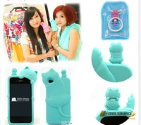 Чехол для для мобильных телефонов DER Diffie cat series top quality silicon case for Samsung ACE s5830, cute mobilephone case