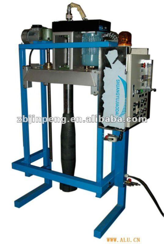 Aluminium degassing graphite rotor
