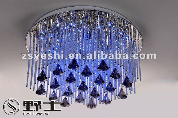 2012 New Design Ceiling Light LED #YC3129Round-500