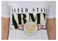 Женская футболка 2012 new ladies' summer t-shirt short sleeve cotton tops women's tops korean casual t shirt white