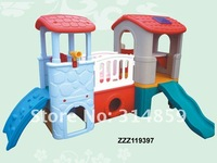 Free Shipping Toy Children Happy Slide + Swing ZZZ119405