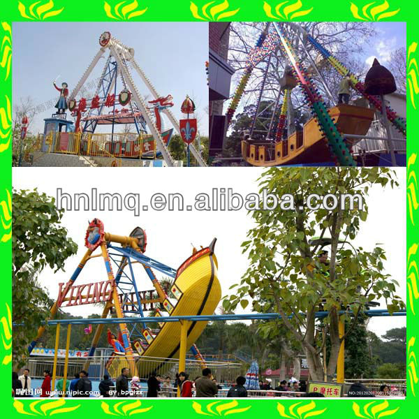 Latest products for family with LED lights CE and BV approval amusement park games factory