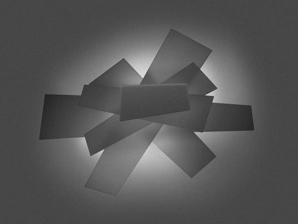 XCW3562) Big Bang lámpara de Pared lámpara de luces de navidad ...