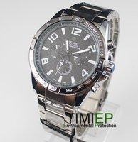 Наручные часы Men's Diving Clock Sport Stainless Steel Watches Diver China Waterproof