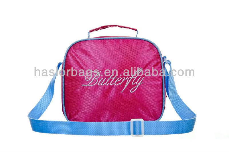 Gros Beautiul isolé remise en forme épaule refroidisseur sac à Lunch des enfants par usine