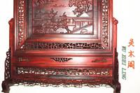 Ремесла му Yixuan suanzhi му старого красного дерева экране 1