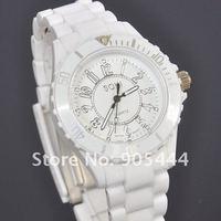 New SOKI White Quartz Womens Ladies Wrist Watch W072