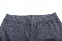 Free Shipping New winter  Men thin jersey cashmere wool warm underwear long johns/pants/trousers