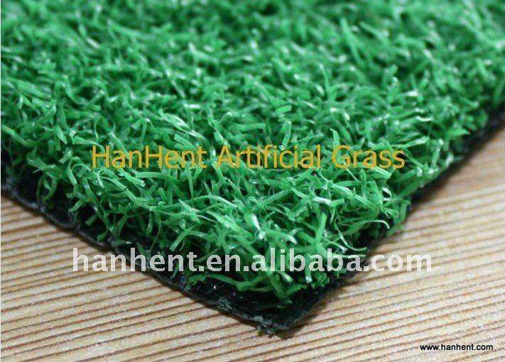 Suave artificial hierba de putting green